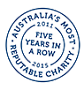 RFDS Australia's Most Reputable Charity